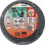 Einhell–Toile abrasif 225Grain 220 de la marque kwb image 1 produit