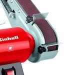 Einhell Tourêt de ponçage TH-US 240 (240 W, Dimensions de la bande de ponçage : 50 x 686 mm, 4 patins en caoutchou anti-vibrations) de la marque Einhell image 1 produit