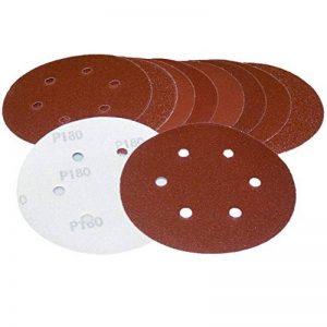 Equip-craft lot de 50 disques de ponçage 150 mm 6 trous plusieurs grains b8071 de la marque Fahrzeugteile-Hoffmann image 0 produit