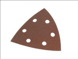 Faithfull ADSS60 Lot de 25 feuilles abrasives TR2 Grain 60 90 mm de la marque Faithfull image 0 produit