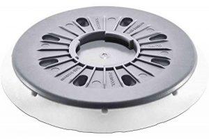 Festool 202462Dia ST-STF D150/Mj2-fx-w-ht FastFix Patin de ponçage, gris acier de la marque Festool image 0 produit