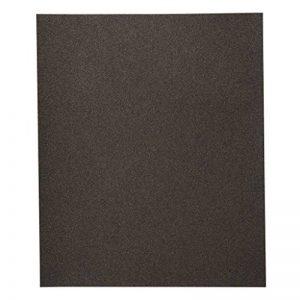 Feuille abrasive support papier 3M Wetordry 734 10 feuilles/boite de la marque 3M Wetordry image 0 produit
