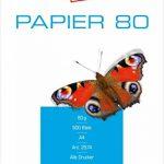 feuille de papier TOP 0 image 1 produit