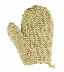 Gant de crin Friction Naturelle Tricoté Main de la marque Magit image 0 produit