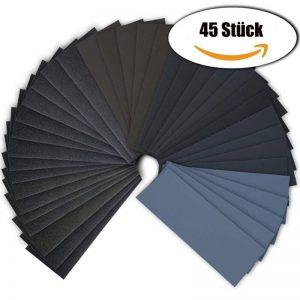 grain papier abrasif TOP 12 image 0 produit