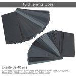 grain papier abrasif TOP 9 image 3 produit
