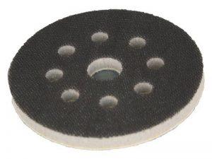 Interface mousse souple système velcro - pour plateau de ponçage 125mm avec 8 trous - Améliore la finition, parfaitement pour les formes même complexes - DFS de la marque DFS image 0 produit