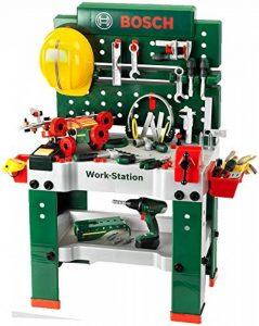 Klein - 8485 - Jeu d'imitation - Etabli Bosch Work-Station N°1 de la marque Klein image 0 produit