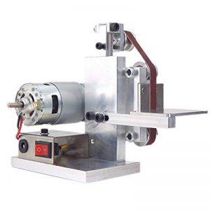 Klinkamz DIY Mini ponceuse à bande Cutter Apex Edge Aiguiseur polissage/polissage machine Outil de la marque Klinkamz image 0 produit