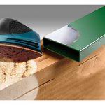 KWB rapide Stick, triangles, en bois et métal, autocollant, 100x 62x 93mm pour ponceuse 93x 93x 93Bosch Prio, PSM 160A, Ventaro, Skil Octo, 4961–047208 de la marque kwb image 1 produit