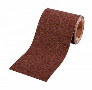 KWB Rouleau de papier abrasif corindon (pour métal et bois, 93 mm x 5 m), 8177-04 de la marque kwb image 0 produit