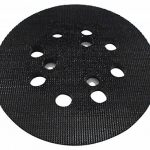 Makita 743081–8Makita 743081–8rond 12,7cm dos crochet et boucle Pad 1Noir de la marque Makita image 1 produit