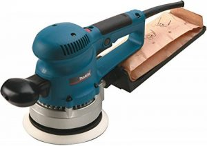 Makita BO6030JX Ponceuse Excentrique 150 mm en Coffret Makpac avec 30 Disques Abrasifs 310 W de la marque Makita image 0 produit