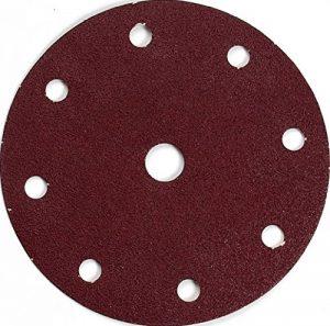Makita P-31930 Papier abrasif velcro, K80 Grain, 150 mm de la marque Makita image 0 produit