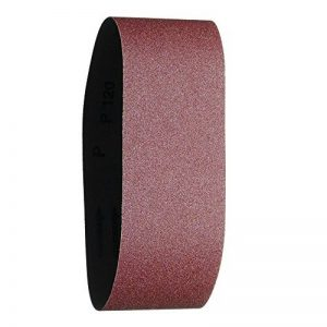 Maurer 9020720 Lot de 3 bandes abrasives grain 80 100x 914 mm de la marque MAURER image 0 produit