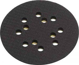 Meister 5457170 Plateau à poncer Velcro pour ponceuse excentrique avec système de fermeture Velcro pour disques abrasifs 125 mm de la marque Meister image 0 produit