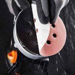 Meister 5457170 Plateau à poncer Velcro pour ponceuse excentrique avec système de fermeture Velcro pour disques abrasifs 125 mm de la marque Meister image 1 produit