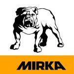 Miroslava 150mm 15,2cm Disques abrasifs 6trous Coussins haute qualité orbital (401) P240Lot de 20 de la marque Mirka image 1 produit