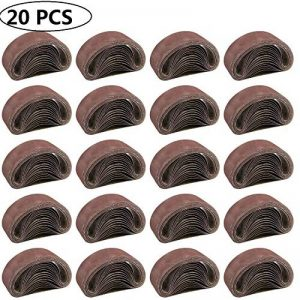 MultiWare Bandes Abrasives 75*457mm Grain 40 60 80 120 de la marque MultiWare image 0 produit