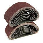 MultiWare Bandes Abrasives 75*457mm Grain 40 60 80 120 de la marque MultiWare image 4 produit