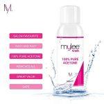 Mylee Acétone 100 % Pure Dissolvant Pour Ongles De haute qualité pour UV / LED Gel (600ml) de la marque MYLEE image 4 produit