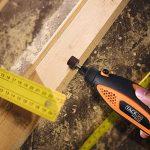 Outil Rotatif Electrique, Tacklife Outil de Rotatif multifonction 135W /Sculpter/Découper/Polir/Contrôle de Profondeur /80 Accessoires/Conception Ergonomique RTD35ACL de la marque TACKLIFE image 4 produit
