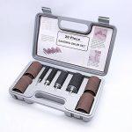 PANINA Lot de 20 tambours de ponçage - Pour perceuse à colonne de la marque PANINA image 1 produit