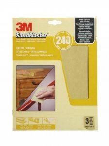 Papier abrasif universel SandBlaster - 3m, beige, 4298 de la marque 3M image 0 produit