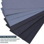 papier de verre grain 1000 TOP 11 image 2 produit