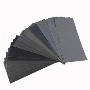 papier de verre grain 1000 TOP 4 image 0 produit