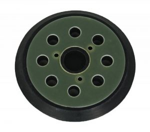 Plateau de ponçage dur 125mm pour Makita – Disques de ponçage à 8 trous – Velcro – NOUVEAU de la marque DFS image 0 produit