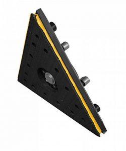 plateau de poncage triangulaire TOP 12 image 0 produit