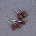 Poncage Bande BESTOMZ Ponçage Tambour avec mandrins pour Outils Dremel Rotatifs 132pcs de la marque BESTOMZ image 2 produit