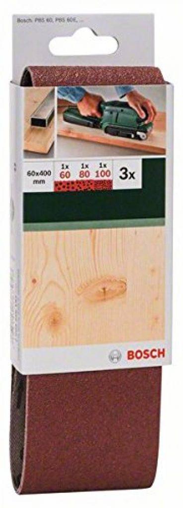 DeWalt DT3687 QZ-Bande abrasive 100 x 560 mm Grain 80 pour le bois de pon/çage /à sec et peintures