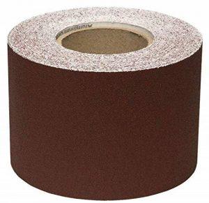 Premium Rouleau de papier abrasif 115mm x 25m Grain 80Oxyde d'aluminium rouleau de la marque FD-Workstuff image 0 produit