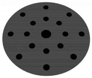 Protecteur pour FESTOOL Ponceuses et Polisseuses - Protégez le Velcro sur le Plateau de ponçage de la marque DFS image 0 produit