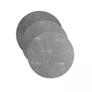 RETOL 25 grilles abrasives, Ø 125 mm, G180, p. ponceuses excentriques, carbure de silicium de la marque RETOL image 0 produit