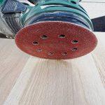 SBS Lot de 60 disques de ponçage à fixation en Nylonpour ponceuse excentrique Ø 125 mm Grain abrasif de 40/60/80/120/180/240 (10 disques par taille de grain) de la marque SBS image 4 produit