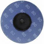 Silverline 100105 Kit de 5 Disques abrasifs à changement rapide 75 mm Grain 80 de la marque Silverline image 1 produit