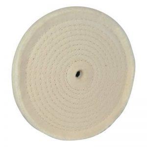 Silverline 105888 Disque de polissage cousu spirale 150 mm de la marque Silverline image 0 produit