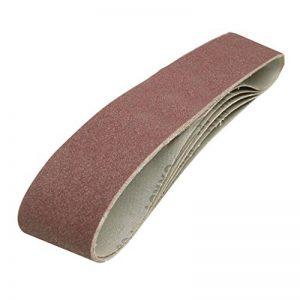 Silverline 186813 5 Pack 80 Grit, 100 x 915 mm Sanding Belts de la marque Silverline image 0 produit