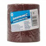 Silverline 986114 Rouleau abrasif corindon 10 m Grain 40 de la marque Silverline image 1 produit