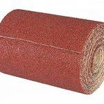 Silverline 986114 Rouleau abrasif corindon 10 m Grain 40 de la marque Silverline image 2 produit