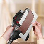 Skil 1215AA Ponceuse à Bande (650W, 76 x 457 mm, Centrage automatique de la Bande, Cadre de Poncage, Sac à Poussière, Bande abrasive) de la marque SKIL image 2 produit