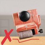 Skil 1215AA Ponceuse à Bande (650W, 76 x 457 mm, Centrage automatique de la Bande, Cadre de Poncage, Sac à Poussière, Bande abrasive) de la marque SKIL image 4 produit