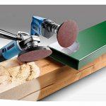 Stick KWB Disques abrasifs rapide pour bois et métal, autocollant, diamètre 125mm, 488–330 de la marque kwb image 2 produit