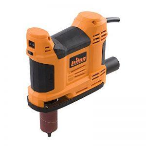 Triton 949538 Ponceuse à cylindre oscillant compacte, 650 W, Orange de la marque Triton image 0 produit