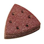 UEETEK 100PCS Triangle Disques à poncer Papier abrasif 6 Trou Grit 40/60/80/120/240 de la marque UEETEK image 3 produit