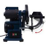 vidaXL Ponceuse à Bande Disque 375 W Machine à Polir Ponceuse Meulage Ponçage de la marque vidaXL image 3 produit