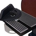 vidaXL Ponceuse à Bande Disque 375 W Machine à Polir Ponceuse Meulage Ponçage de la marque vidaXL image 4 produit